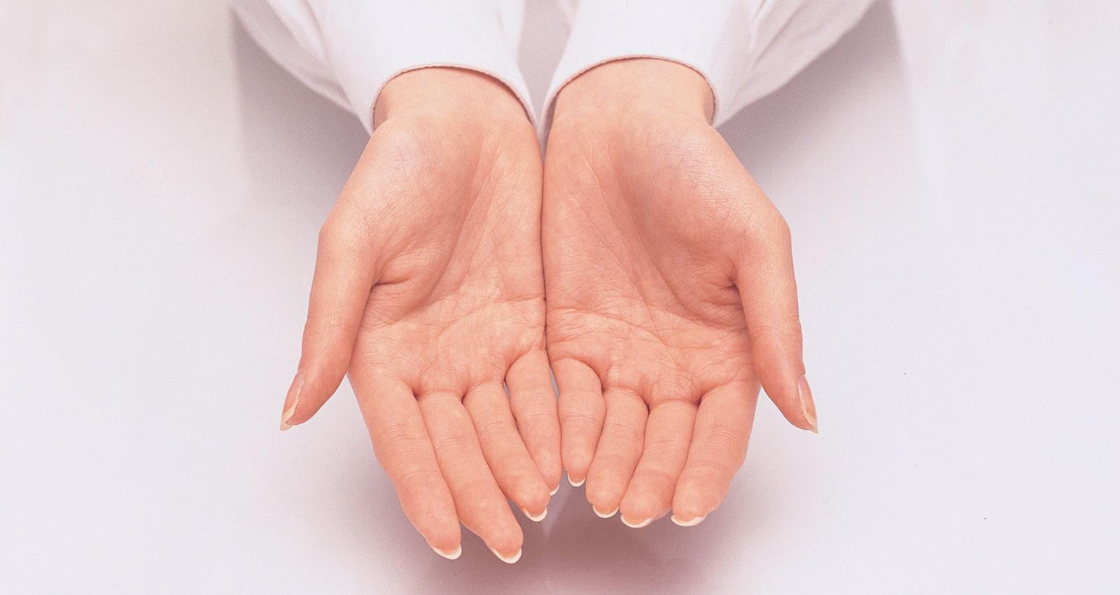 درمان تعریق دست به کمک تزریق بوتاکس