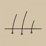 جلسه سوم لیزر - در هر گونه رشد دوباره؛ موها نازکتر و سبکتر میشوند.