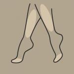 لیزر ساق پا و پنجه ها- لیزر سوپرانو - کلینیک رخ آرا