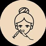 روش دوم تزریق - مزوتراپی