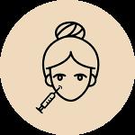 روش سوم تزریق - مزوتراپی