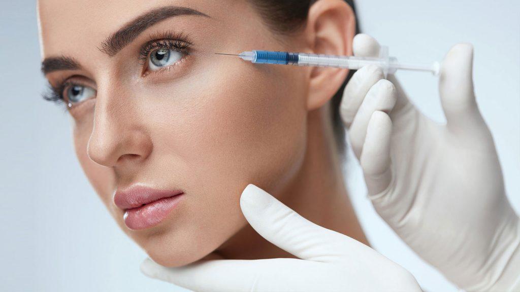 تزریق بوتاکس - رخ آرا
