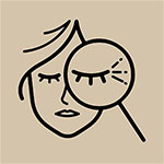 تزریق ژل دور چشم