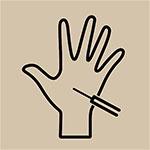 تزریق ژل دست ها