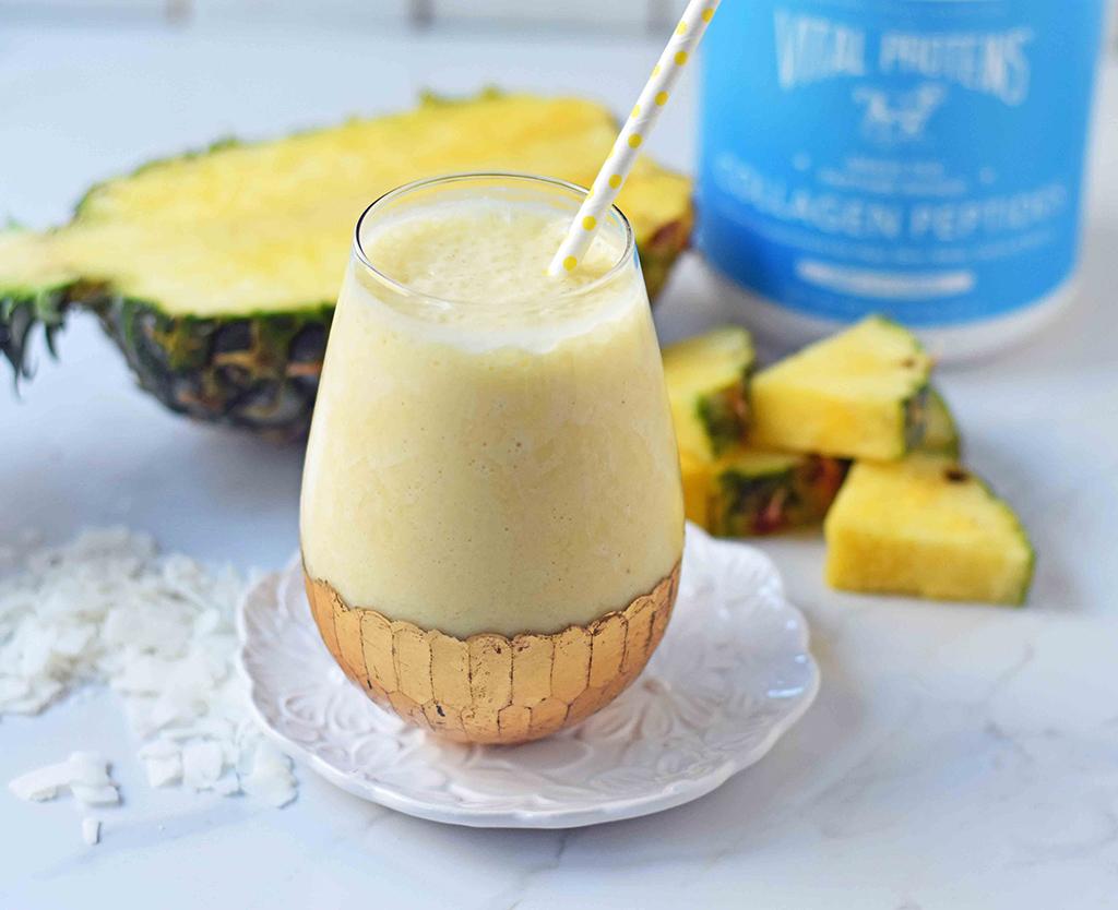 نوشیدنی لاغری آناناس