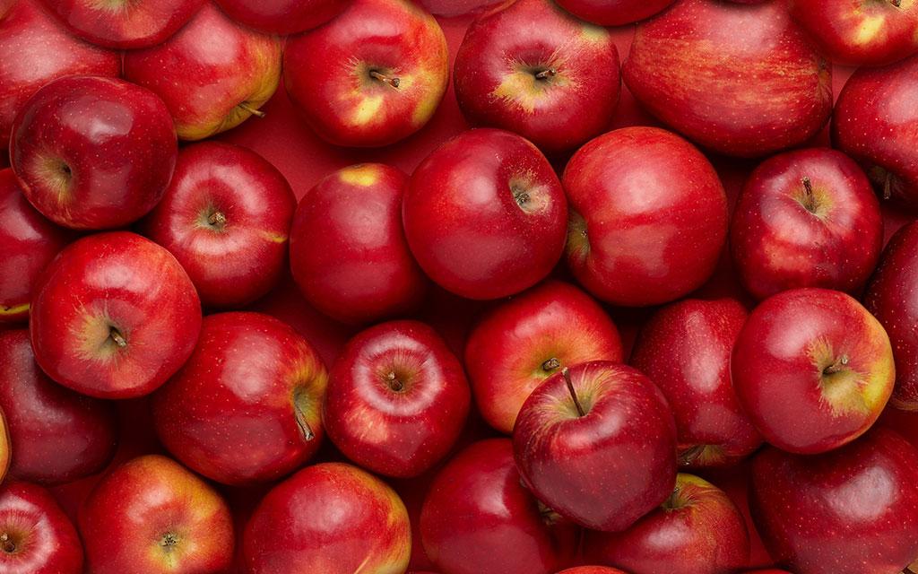 سیب خوراکیهای چربیسوز شکم