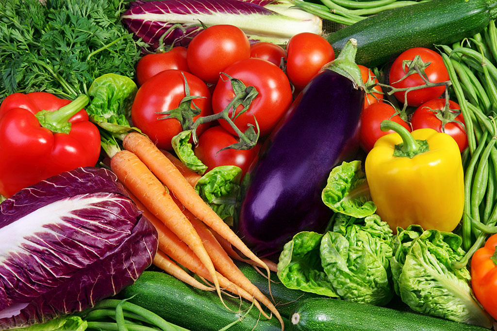 سبزیجات چربیسوز شکم