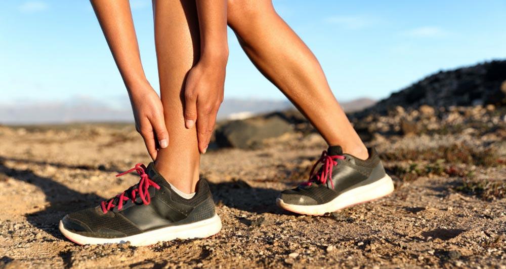 لیپوماتیک ساق و مچ پا