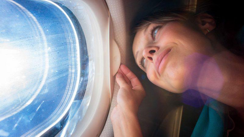 خطرات پرواز بعد از تزریق ژل