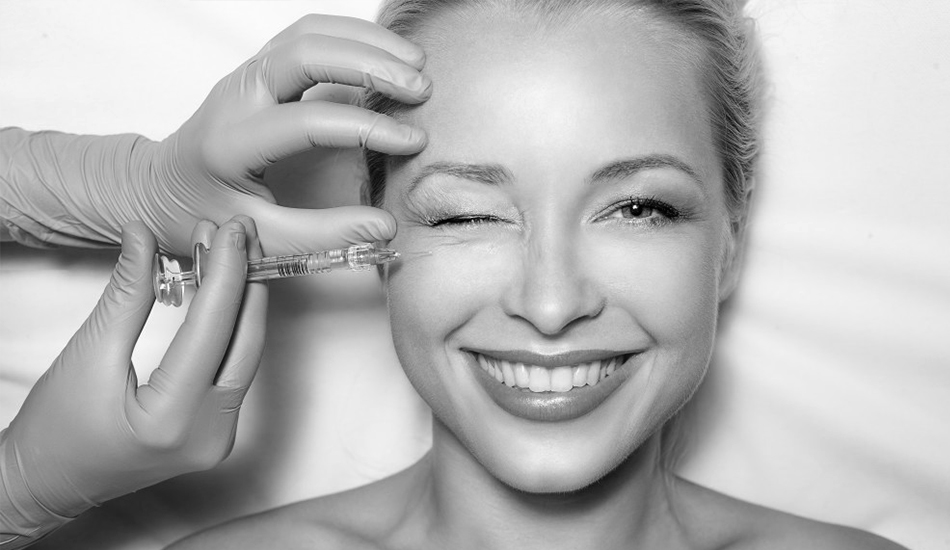 تزریق ژل برای رفع چروک اطراف چشم