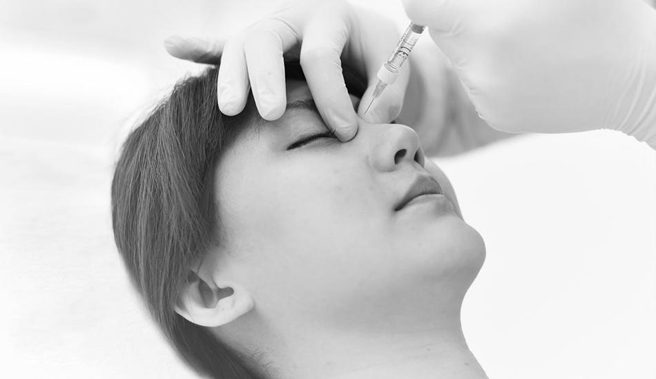 تزریق ژل بینی برای فرم دادن به بینی