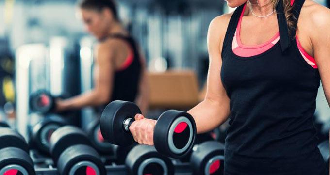 ۱۰- عضلات بدن را تمرین دهید