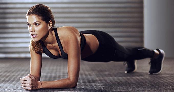 عضلات خود را تقویت کنید