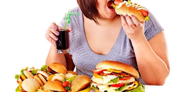 علائم چاقی