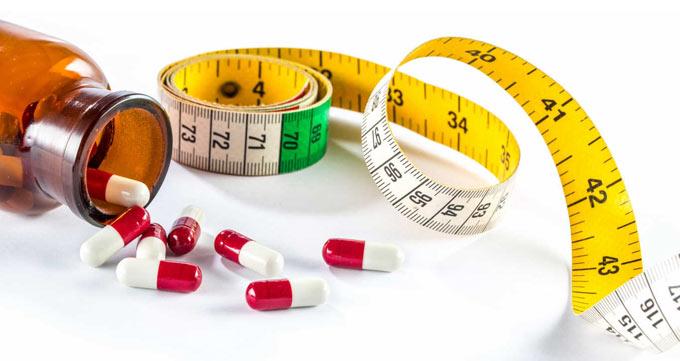 مصرف داروی لاغری