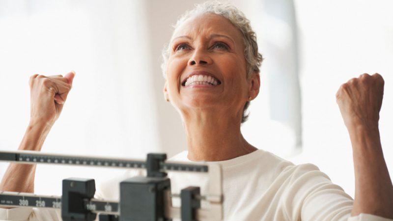 ۱۴ راه برای کاهش وزن پس از ۴۰ سالگی