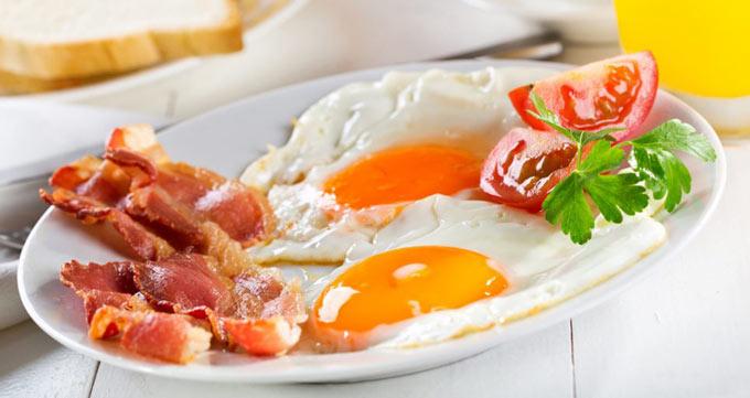 صبحانه کامل و کاهش وزن
