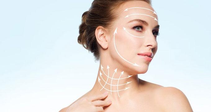 مزایای لیفت غیرجراحی پوست