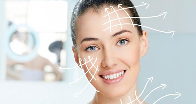 لیفت پوست با روشهای غیرجراحی