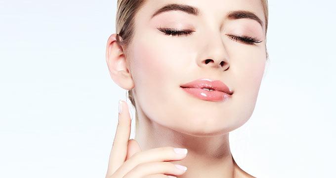 درمان چین و چروک گردن