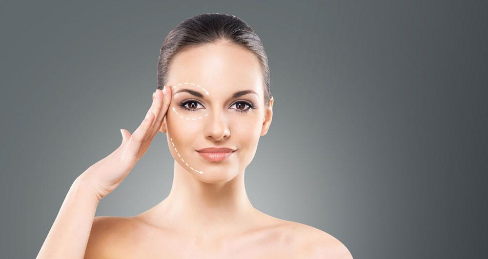 تزریق ژل جهت درمان گودی زیر چشم