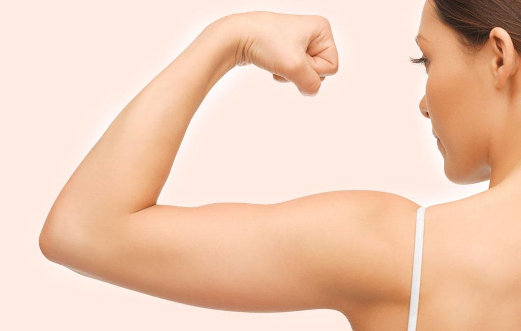 ماندگاری و نتایج عمل لیپوماتیک بازو