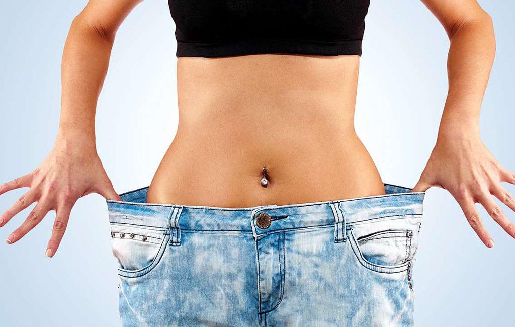 ماندگاری و نتایج عمل لیپوماتیک شکم