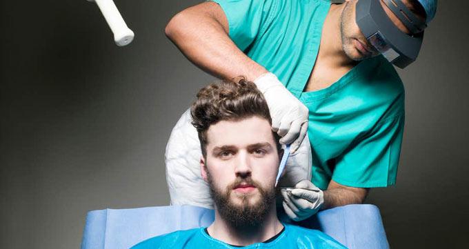 مردهایی که تستوسترون کمتری دارند ریشهایشان به سختی رشد میکند