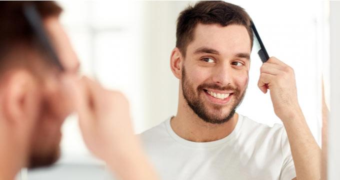 DHT به مرور زمان موها را نازک و کم پشت میکند