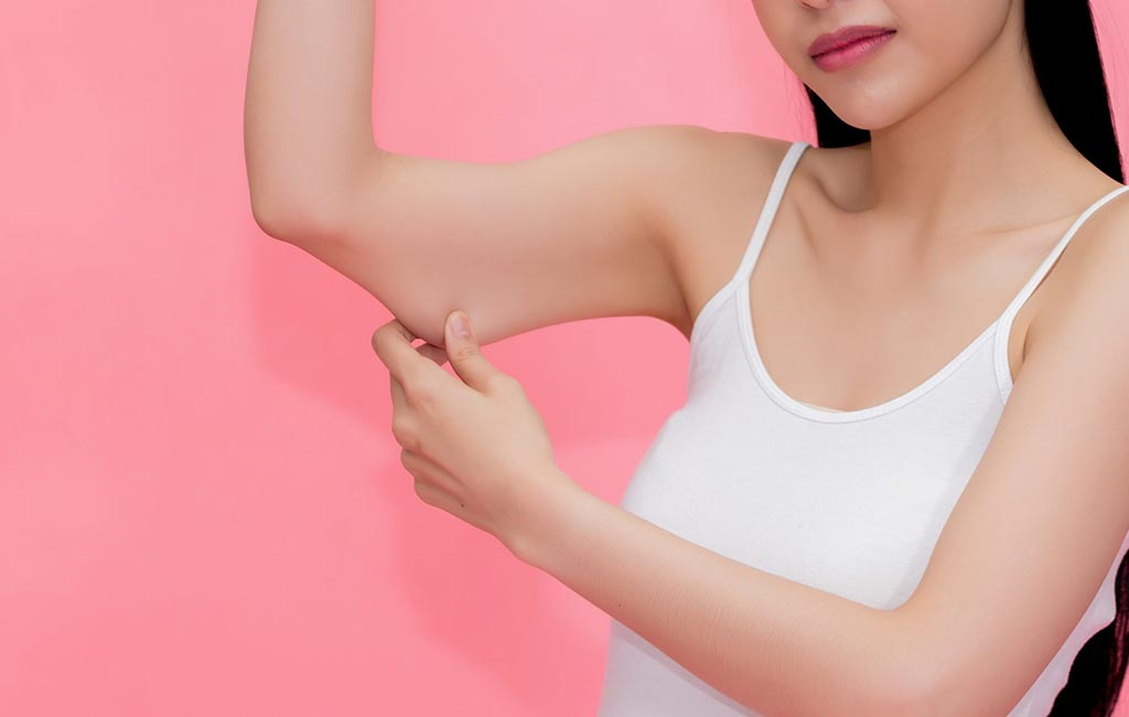 عمل لیپوماتیک بازو