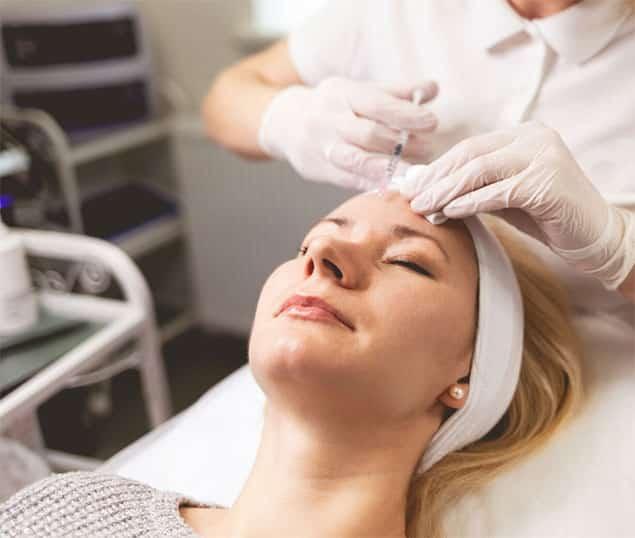 روش های درمانی برای افتادگی پلک بعد از بوتاکس