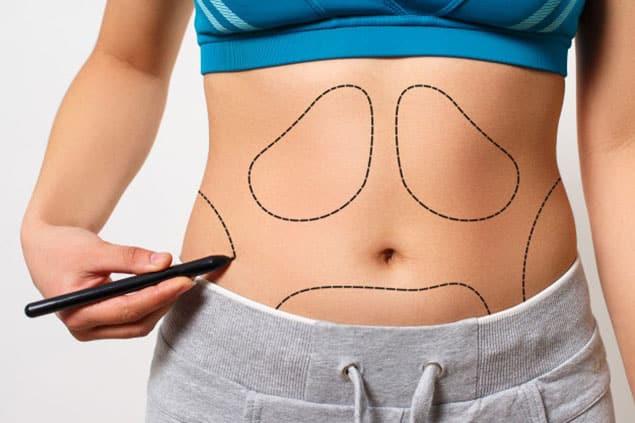 آیا لیپوماتیک شکم عوارض دارد؟