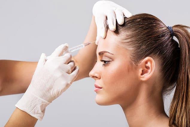 علت سر درد بعد از بوتاکس