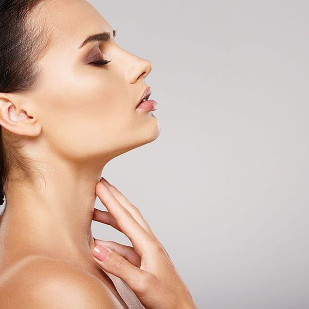 سایر روش های درمانی برای رفع غبغب