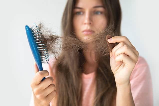 راه حل هایی برای درمان غیر مستقیم ریزش مو