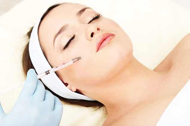 در مزوتراپی اسکار صورت چه ترکیباتی به داخل پوست تزریق میشوند؟