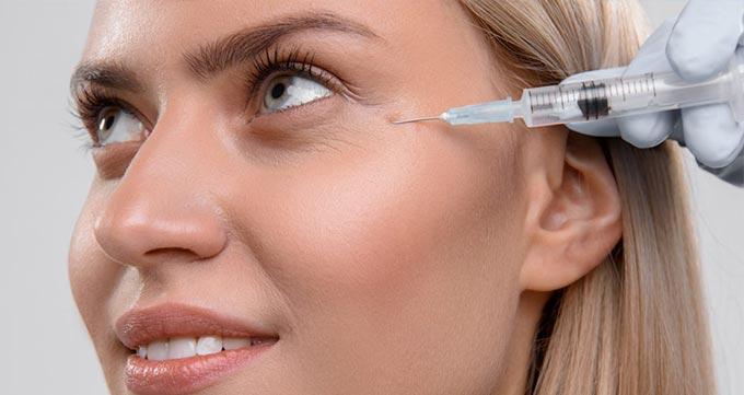 چه مراقبت هایی را باید بعد از تزریق بوتاکس دور چشم انجام داد؟